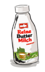 Fitness-Salat mit Buttermilch