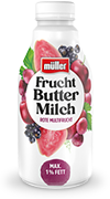 Frucht Buttermilch Rote Multi-Frucht