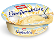 Grießpudding Traditionell