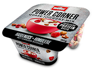 Power Corner Haselnuss-Himbeere