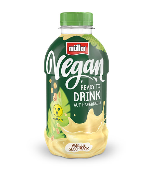 Vegan Drink Vanille