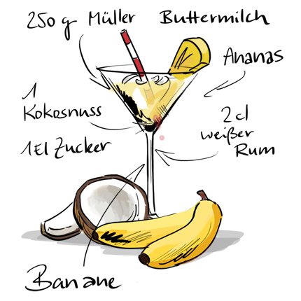 Cocktail Cocody